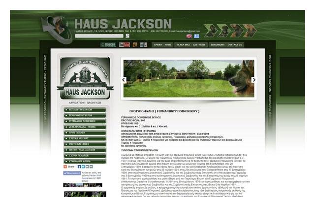 Haus Jackson